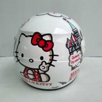 Helm GM Evolution Hello Kitty Series Busa Soft Skin Nano Technology