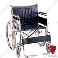 Kursi Roda GEA FS 874-51 Jumbo Besar Orang Gemuk Wheel Chair Standart