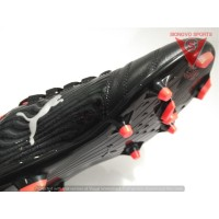 SEPATU BOLA - PUMA ONE 18.3 FG ORIGINAL #10453801 BLACK NEW ARRIVAL