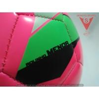 BOLA FUTSAL - NIKE ROLINHO MENOR ORIGINAL #SC2222630 PINK