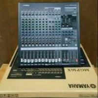 Mixer Audio Yamaha 16 Cxxnel MGP16X Original Resmi Paling Laris