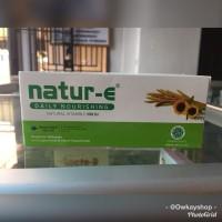 Natur-E Daily Nourishing Natural Vitamin E 100 IU isi 32 kapsul lunak