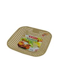 Bamboo Plate | Wadah Makanan Plastik | Lion Star