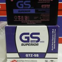 SALE !! Aki motor Honda Beat GTZ5S GS Aki Kering