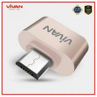 VIVAN Otg Micro Usb Adapter With Data Cable (Original)