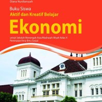 Buku Ekonomi Kelas X Esis Pdf