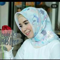 Hijab Segi Empat Koyu Kekinian