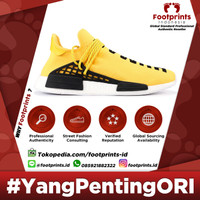 c34393c24ed13e Sepatu Adidas NMD Human Race Yellow OG (BB0619) 100% Original Sneakers