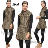 Baju Renang Perempuan Muslim Dewasa Baju Renang Wanita Anak Remaja 1