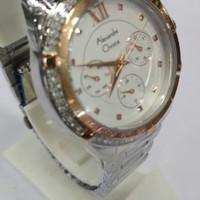 Jam tangan original merk Alexandre Christie terbaru cewek