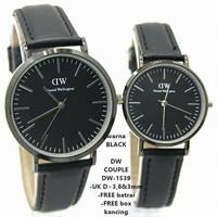 SW99 Jam Tangan Couple / Jam Tangan Pasangan DW-1539