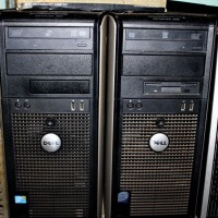 JUAL CPU Branded TOWER DELL optiplex 755 c2duo