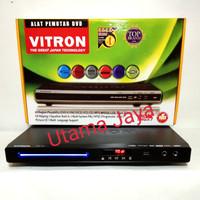 DVD PLAYER VITRON DVD- i519R MP3 MP4 PLAYER