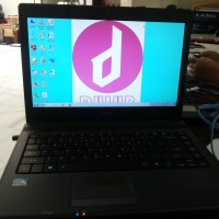 Harga laptop second murah acer aspire 4749z intel penitium b960 14 inch | antitipu.com
