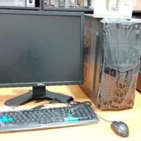 PC Rakitan Komplit Core i3 ZEOPATRA Cocok Untuk Office/Kantor murah
