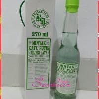 Minyak Kayu Putih Rejeki Jaya 270ml ASLI Makassar