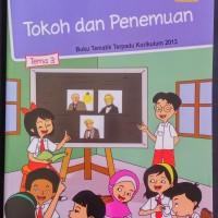 Buku Tematik SD - Kelas 6 Tema 3 - Tokoh & Penemuan - Edisi Rev 2018