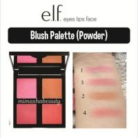 ELF E.L.F Powder Blush Palette - Light