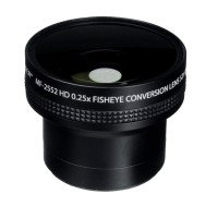 Conversion lens fisheye 0.25x52