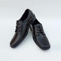 FIURI SB8 Sepatu Pantofel Pria Bertali - Sepatu Formal - Sepatu Kerja