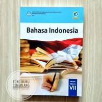Buku Bahasa Indonesia SMP Kelas 7 Kur 2013