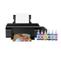 Printer Epson L805 Wireless Inkjet Photo Printer Wifi