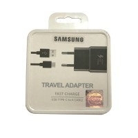 Charger / Casan Original 100% Samsung S8 / S8 Plus Type C Black Only