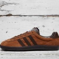 Sepatu Sneakers adidas original SPEZIAL Padiham brown AC7746