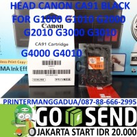 PRINT HEAD CANON G1000 G2000 G3000 G4000 CA91 BLACK CARTRIDGE