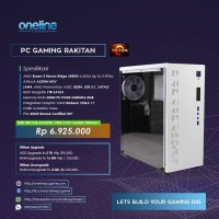 PC Rakitan AMD Ryzen 5 2400G a.n Firmanda