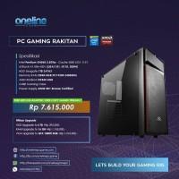Intel Pentium G4560 / Seagate 1TB SATA3 / GTX 1050Ti 4GB / RAM 8GB