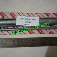 Kunci Busi Avanza 16 mm Dengan Karet Merk SBD