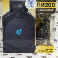 DBE acoustics GM200 7.1 VIRTUAL SURROUND GAMING HEADPHONE