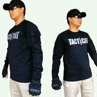 Kaos Pria gagah lengan panjang stylish