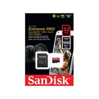 SANDISK 32GB EXTREME PRO MICRO SD CARD