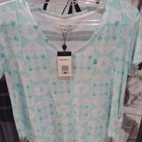 Kaos VOLCom Girls Baju wanita Blue Volcom XS M