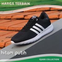 f714970dabdb7 Sepatu Adidas Neo Cloudfoam Running Pria Size Ukuran 40 41 42 43 44 45