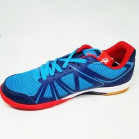 Kicosport Sepatu indoor specs Tosser badminton voli rock blue emp red