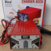 charger aki piro cp-58 full otomatis bebas perawatan