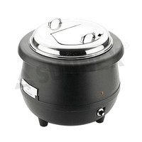 SUNNEX SOUP WARMER 10L TUTUP STAINLESS