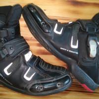 Sepatu komine rare item arai nolan shoei bikers dainese alpinestar xpd