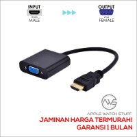 HDMI Cable to VGA Port Female Adapter Converter -5165