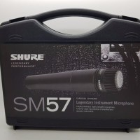 Microphone SHURE SM 57 koper instrument mic SM57