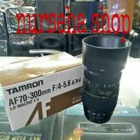 lensa tele zoom Tamron AF70-300mm for canon dan nikon Paling Laris