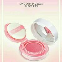 Bioaqua Smooth Cushion Muscle Flawless Blush On
