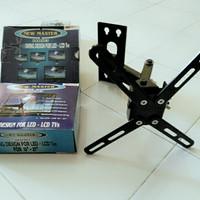 Harga bracket tv led awifel 19 37 bisa maju mundur dan tengok kanan | Hargalu.com