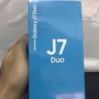 Samsung Galaxy J7 Duo 2018 Ram 3 Internal 32 Gb - Garansi Resmi Sein