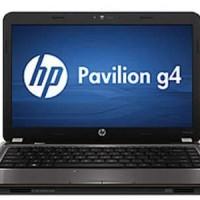 LAPTOP SECOND HP G4-1050TU/CORE i3-2310/2GB/500GB/KONDISI NORMAL