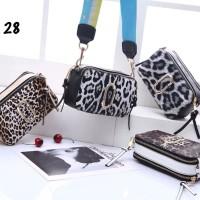 Tas Marc Jacob Leopard Snapshot #128 MJ Wanita Import Batam Bag