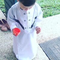 baju koko anak gamis anak pria laki laki baju muslim 1 sd 6 th